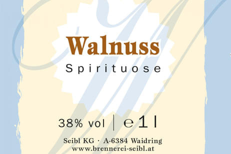 Walnuss-Nussala-